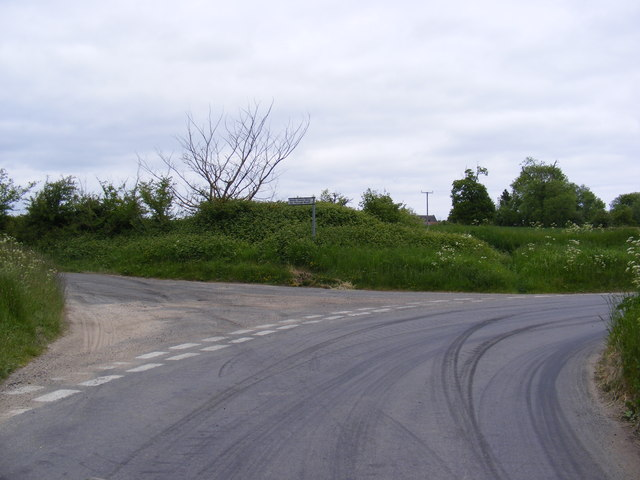 Southwell Lane, Middle Green