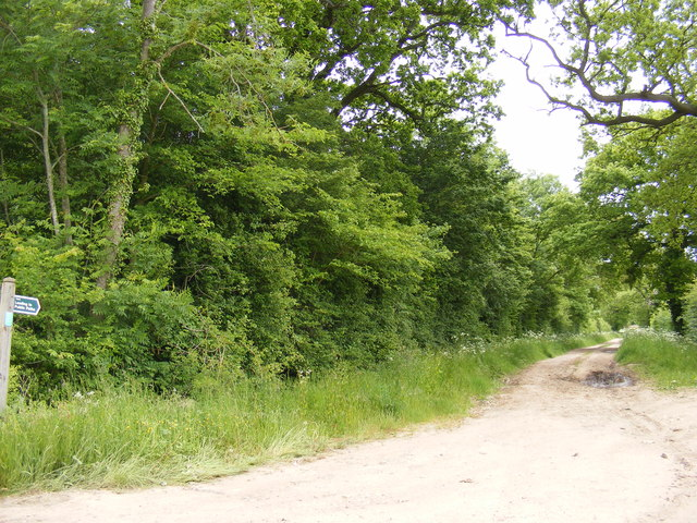 Footpath off Southwell Lane
