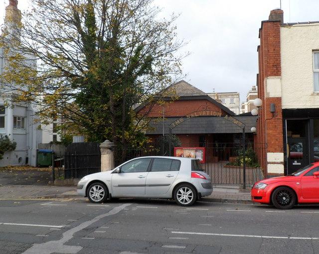 The Salvation Army Community Church Cheltenham