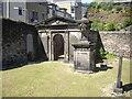 NT2673 : A C18 Blair lair in Canongate kirkyard by Stanley Howe