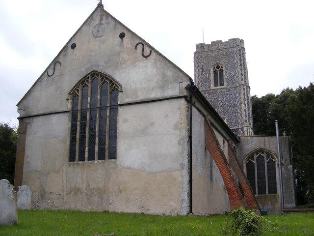 St.Nicholas Church, Wrentham