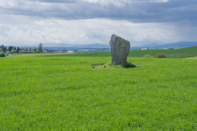 Standing Stone, Bonhard