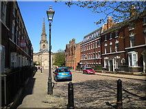 SO9198 : George Street, Wolverhampton by Richard Vince