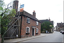 TQ6668 : House, The Street by N Chadwick