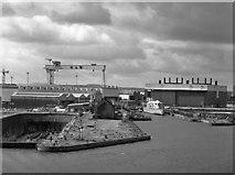 J3576 : Thompson Dock & Alexandra Dock, Belfast - 2003 by The Carlisle Kid