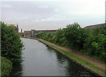 SJ3494 : Leeds and Liverpool Canal by Alex McGregor
