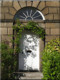 NT2671 : Front door, no.27 Minto Street, Mayfield by Robin Stott