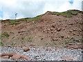 NX9807 : Glacial Deposits by Anne Burgess