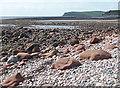 NX9807 : Nethertown Beach by Anne Burgess