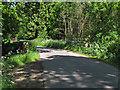TM4585 : Bridge on Jay's Hill Road, Sotterley by Roger Jones