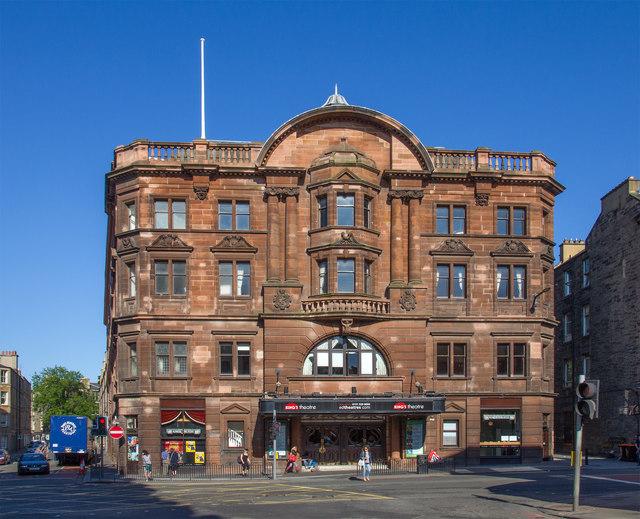 King's Theatre, Leven Street