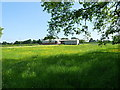 SJ8160 : Barns at Abbey Grove Farm by Richard Law