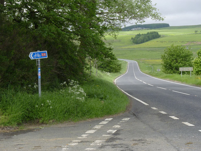 Sustrans route 68