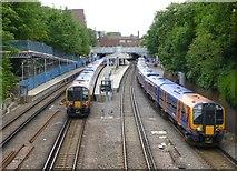TQ2475 : Putney Railway Station by Russel Wills