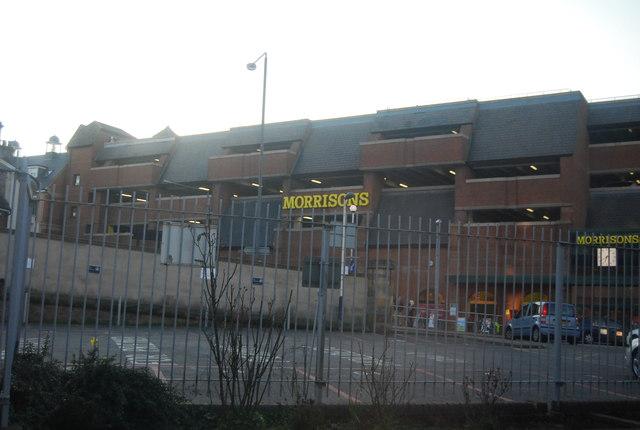 Morrisons, Tunbridge Wells
