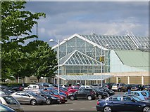 NT1772 : The Gyle aka South Gyle Shopping Centre by Richard Webb