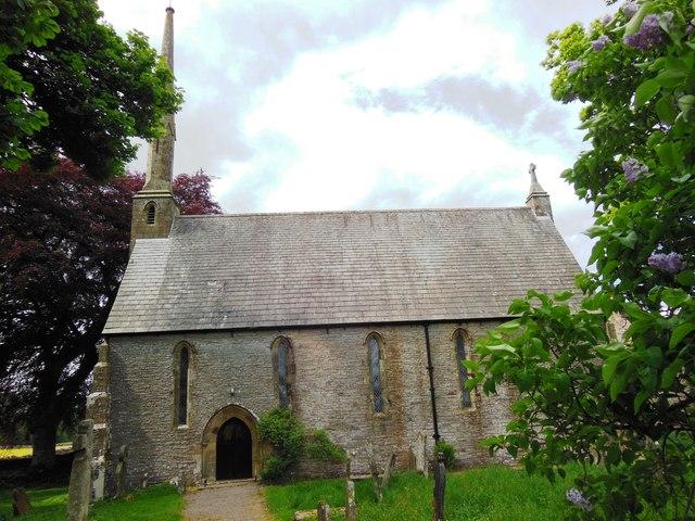 Holy Paraclete Church, Kirkhaugh
