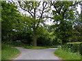 TM4585 : Church Road, Ellough by Adrian Cable