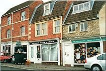 ST8558 : Duke Street, Trowbridge by Roy Hughes
