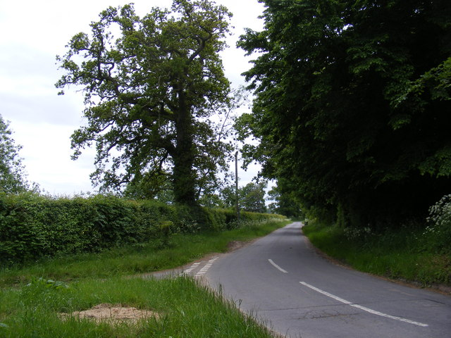 Rectory Road, Sotterley