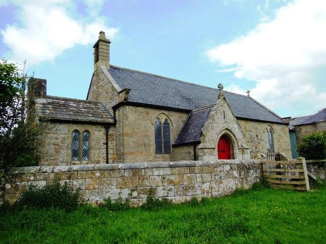 Church of St. Mary, Bingfield