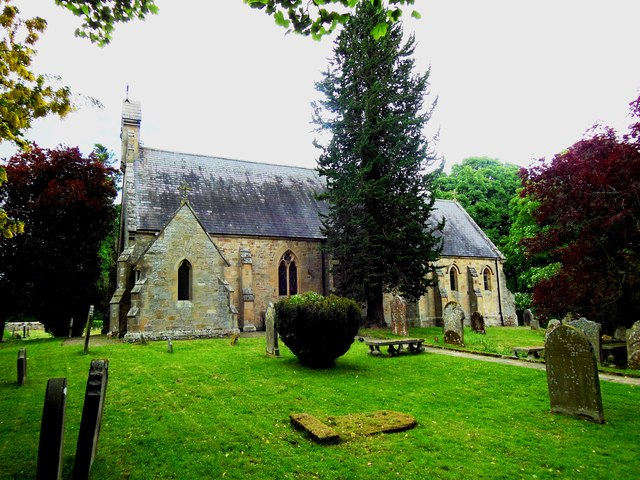 St Peter's Church, Newbrough