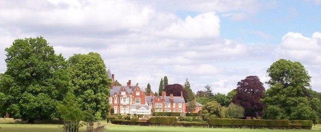 Bagshot Park House