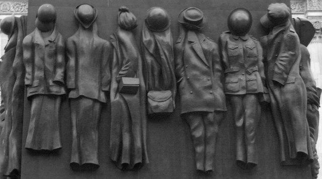 Women of World War 2 memorial, Whitehall