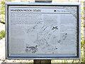 SD9912 : National Trust Information Board, Marsden Moor Estate by David Dixon