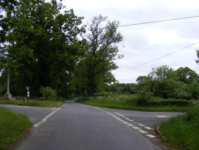 Pound Road Crossroads