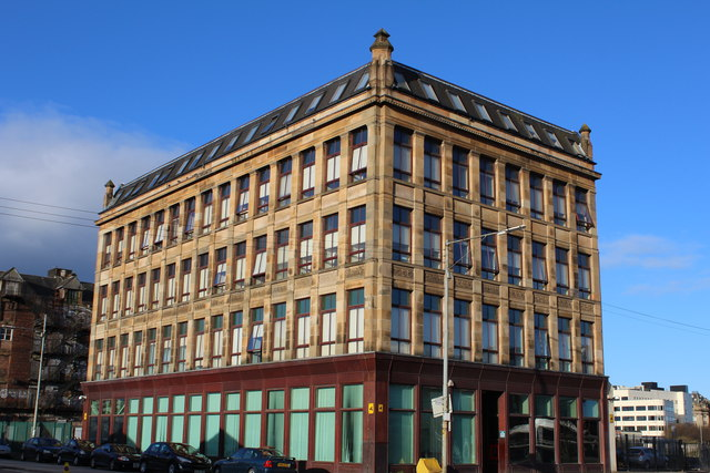 Former Kingston Model Lodging House, Glasgow