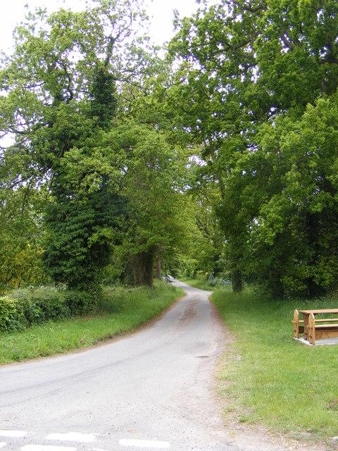 Southwell Lane, Sotterley