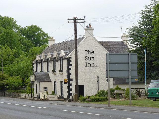 The Sun Inn, Lothian Bridge