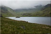 SD2598 : Seathwaite Tarn by Ian Greig