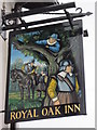 SD9308 : The Royal Oak Inn, Shaw by Ian S