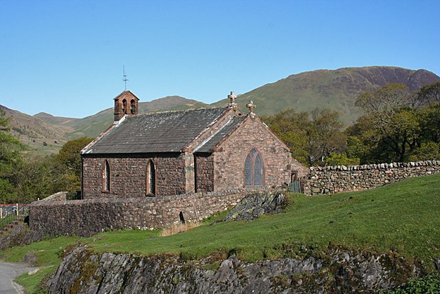 Buttermere Church