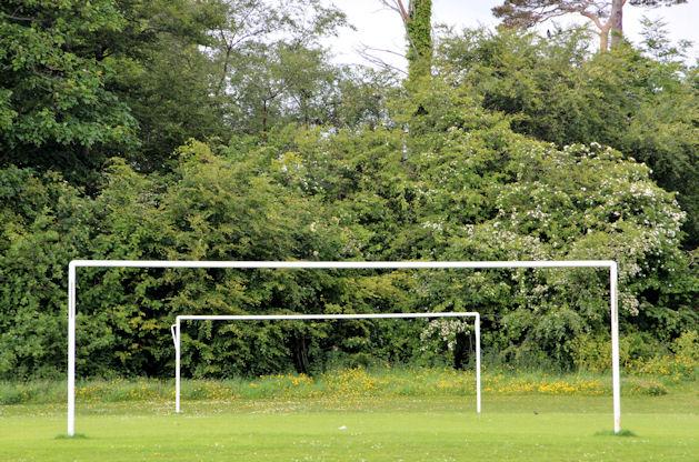 Goalposts, Donaghadee