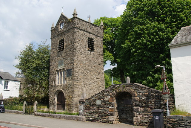St Margaret's Tower, Staveley