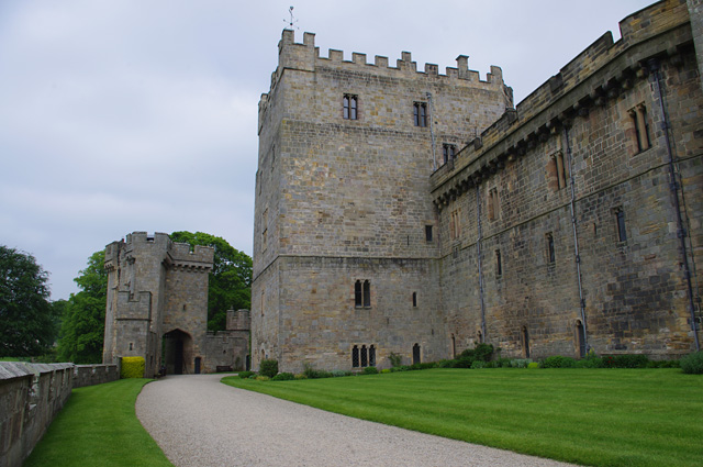 Clifford's Tower, Raby Castle
