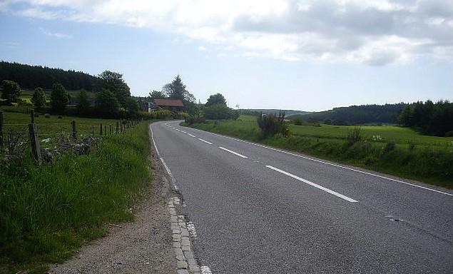 Approach to Millsburn