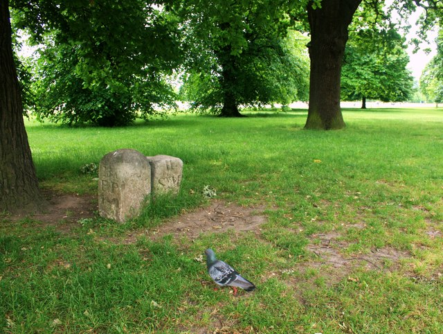 Parish Stones, Kensington Gardens