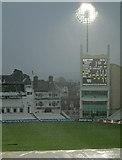 SK5838 : Deluge at Trent Bridge Cricket Ground by John Sutton