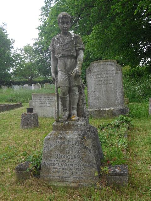 Catworth Churchyard