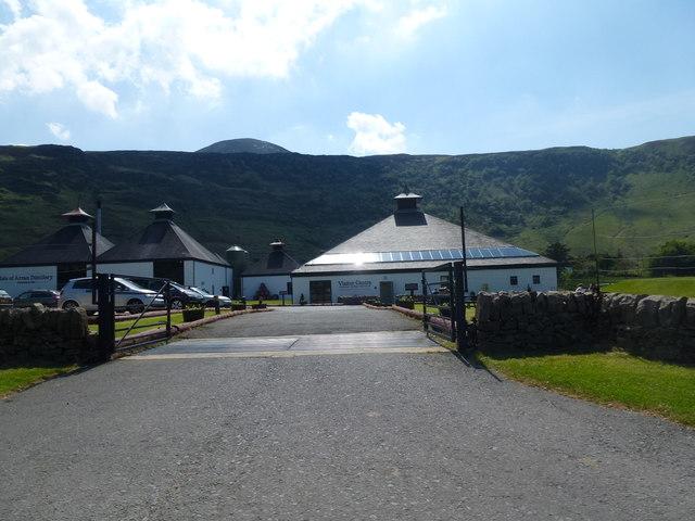 Lochranza Distillery Visitor Centre