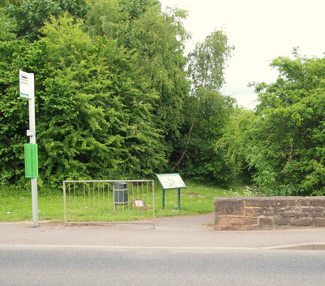 Oakham Nature Reserve, Mansfield, Notts.
