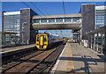 NT1871 : Edinburgh Park Station by David P Howard
