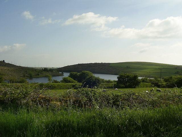 Rosebush Reservoir