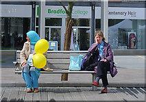 SE1632 : Bradford folk by Gary Rogers