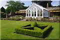 NZ1222 : West garden, Raby Castle by Ian Taylor
