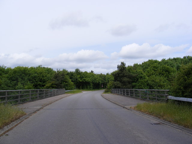 Church Lane bridge over the A12